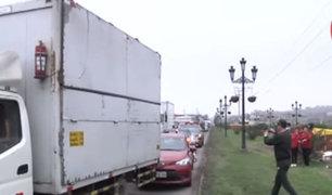 Chorrillos: delincuentes se enfrentan a policía durante robo y dejan tres heridos