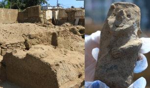 Descubren sitio monumental Mochica debajo de Trujillo