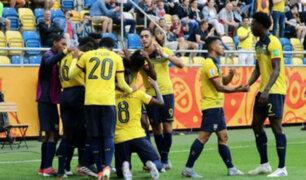 Mundial Sub-20: Ecuador hizo historia al pasar a semifinales