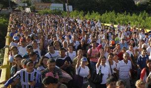 Según la ONU, cuatro millones de venezolanos han salido de su país desde 2015