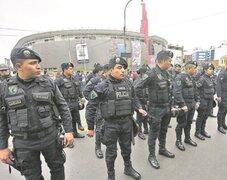 Más de diez mil policías resguardarán Juegos Panamericanos Lima 2019