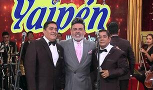 """Walter y Javier, Los Hermanos Yaipén en """"Porque hoy es sábado con Andrés"""""""