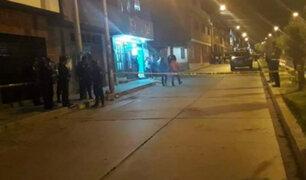 Huaraz: 'marcas' asesinan a empresaria para robarle 40 mil soles