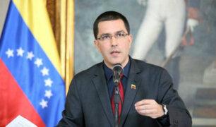 Canciller de Venezuela acusa a ACNUR de mentir en estimación de migración llanera