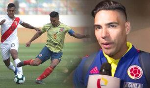 EXCLUSIVO | Radamel Falcao habló para TeleDeportes tras triunfo ante la Bicolor