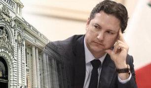 Nuevas mentiras de Salaverry: Comisión de Ética aprobó 120 días de suspensión