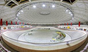 Juegos Panamericanos: inauguran moderno velódromo para Lima 2019