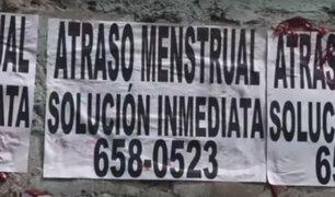 Diethell Columbus: centros clandestinos de aborto permanecen a la vista de autoridades
