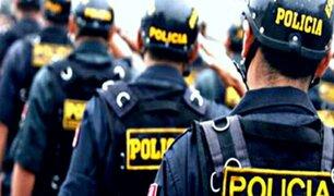 Policías que custodiaban a congresistas ahora reforzarán seguridad ciudadana
