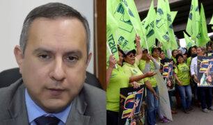 Jorge Villena: hoy en día los partidos políticos se han convertido en centros de activismo