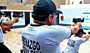 Congreso aprueba que serenos usen armas no letales para lucha contra la inseguridad ciudadana