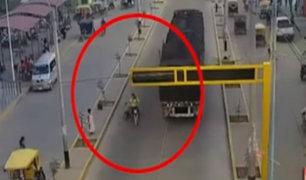 Piura: conductor atropella a escolar y se da a la fuga