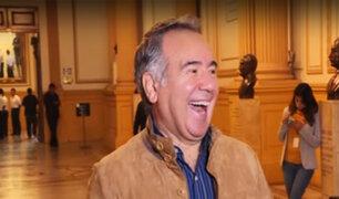 """Petrozzi respalda decisión de cierre del Parlamento: """"Qué justa es la vida"""""""