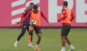 Copa América 2019: Josepmir Ballón se une a entrenamientos con la 'blanquirroja'