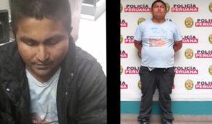 SMP: policía capturó a sujeto que acosaba a menores fuera de su colegio