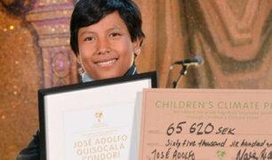 Disney estrenará película sobre niño peruano que creó el primer ecobanco