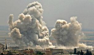 Siria: nuevos bombardeos dejan más de 25 muertos