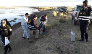 Puno: encuentran cadáver de mujer reportada como desaparecida hace 3 semanas