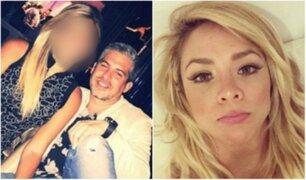 Pedro Moral olvida a Sheyla Rojas con nueva rubia