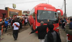Copa América: Selección Peruana cierra entrenamientos y se enrumba a Brasil