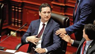 ¿Medida cautelar presentada por Salaverry podría detener proceso de sanción?