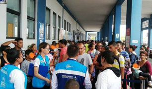 Tumbes: ingreso de ciudadanos venezolanos se incrementa por frontera norte