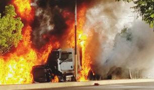 México: tráiler fuera de control causa la muerte de siete personas