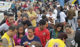Gobierno implementará módulo de atención para migrantes internacionales