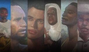 """Callao: presentan la muestra de arte """"Los Afroperuanos que no conoces"""""""