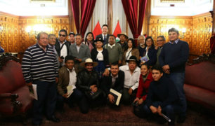 Salaverry anunció que este viernes se realizará por primera vez un Pleno Agrario