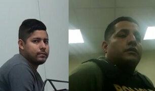 Comas: capturan a delincuentes que robaron casa de policía