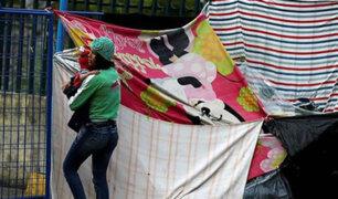 Dramática situación de migrantes venezolanos antes de que Perú exija visa
