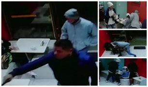 Chaclacayo: roban juguería ubicada a pocos metros de municipio
