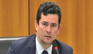 Brasil: Sergio Moro declarará ante Senado por caso Lula