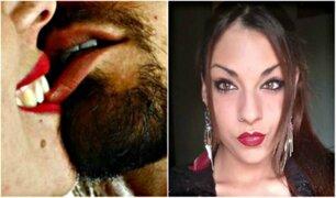 Mujer arranca lengua a su novio tras pedirle un último beso