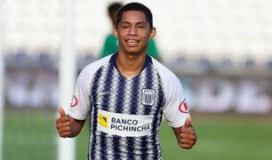 Benfica pagaría 2 millones de dólares por Kevin Quevedo