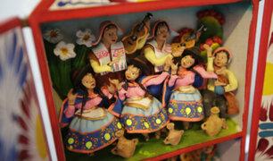 Producción de Retablo ayacuchano es declarada como Patrimonio Cultural de la Nación [FOTOS]