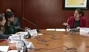 Sutep exigió que congresista Milagros Salazar pida disculpas públicas a maestras