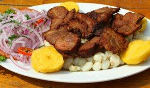 Día del Chicharrón: ¿Cuántos kilos de cerdo consumen los peruanos al año?