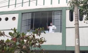Lambayeque: roban computadoras de la Oficina de Inspectoría de la PNP