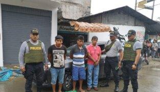 Caen presuntos integrantes de 'Los Duros de Lechemayo' con 11 kilos de droga
