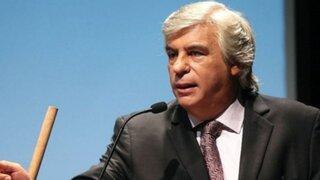 Elecciones 2021: Suspenden inscripción de partido de Fernando Olivera