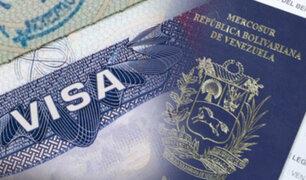 Gobierno chileno dispuso que venezolanos puedan tramitar visa en consulado de Tacna