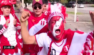 Miraflores - Cercado: así celebraron los hinchas la clasificación de Perú a semifinales