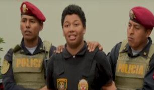 Callao: capturan al sicario de 19 años conocido como ´Negro Mayte´