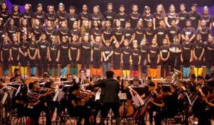Rock en la Estación: Coro Nacional de Niños dará concierto gratuito en estación La Cultura