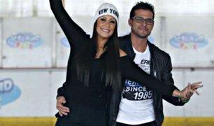 ¿Karla Tarazona y Christian Domínguez confirmaron su reconciliación en televisión nacional?