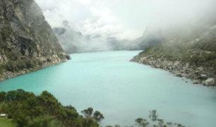 Áncash: declaran en estado de emergencia la Laguna Parón
