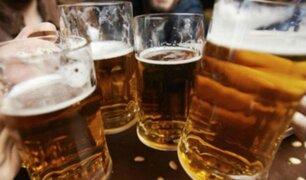 Consumo continuo de bebidas alcohólicas genera hígado graso