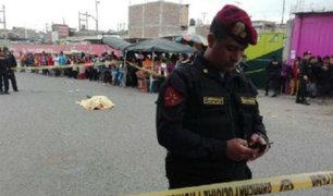 Trujillo: distrito de Florencia de Mora es el más inseguro del país